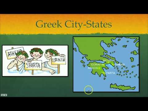 Classical Greece - Geography & Early Culture Part 2 (2015)