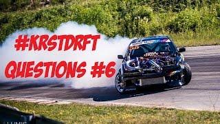 Marco Zakouřil Geos Drift Team #KRSTDRFT Questions #6