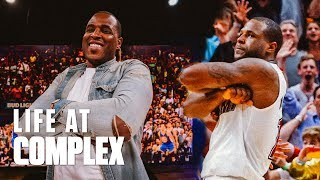 DION WAITERS' CONFIDENCE IS STILL SKY HIGH! | #LIFEATCOMPLEX