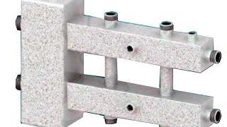 Опыт монтажа гидравлического разделителя и насосных коллекторов отопления.