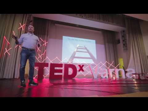 The lie of small steps | Patrick Smithuis | TEDxVarna