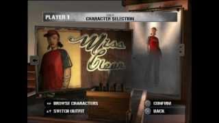 Flow: Urban Dance Uprising (PS2 Gameplay)