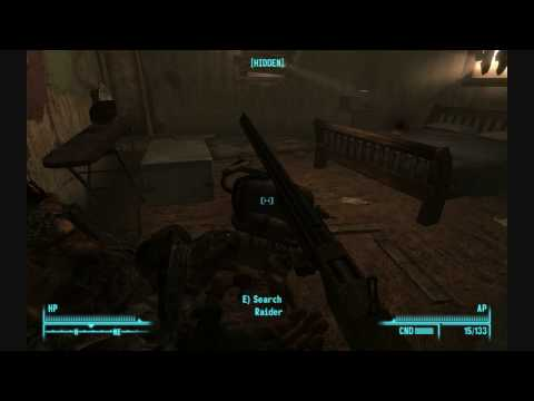 Fallout 3 Unique Weapons - Stabhappy  