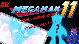 Mega Man 11   Lawan Robot Penyalur Bom   Gameplay Part #2   Indonesia