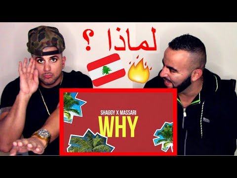 SHAGGY & MASSARI - WHY - REACTION