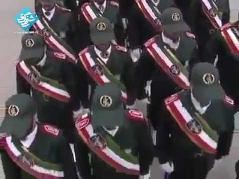 Iranian revolutionary guards best parade