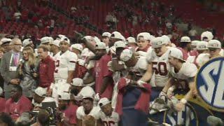 Alabama Crimson Tide wins SEC Championship 2018