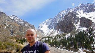 киргизия отдых на иссык куле видео