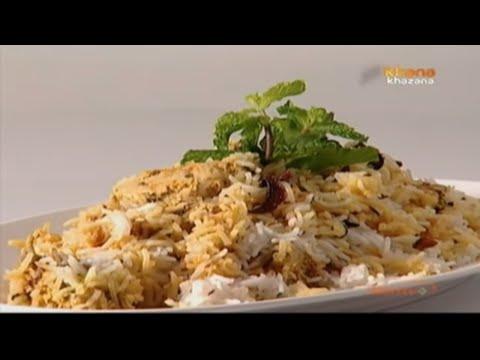 Kachche Murgh Ki Biryani & Burani By Sanjeev Kapoor | Homemade Chicken Biryani Recipe In Hindi