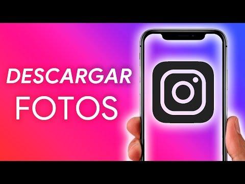 Cómo DESCARGAR FOTOS y VIDEOS de INSTAGRAM en tu móvil y ordenador