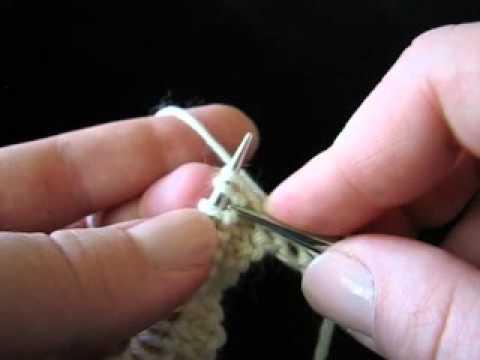 Not Pushing Needle Far Enough Through Stitches