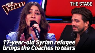 Hanin Al Kadamani sings 'Let It Be' by The Beatles | The Voice Stage #38 | ENG Subtitles