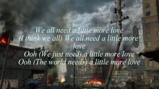 Machine Gun Kelly - A Little More Lyrics