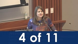 Advancing Global Health Conference 2014: Dr. Jessica Evert (4 of 11)