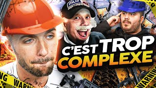 CE JEU EST SI COMPLEXE... 😲 (Satisfactory ft. Locklear, Doigby)