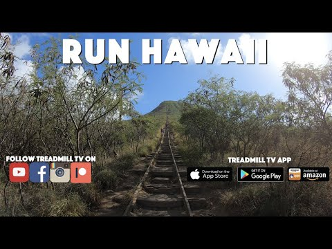 App Exclusive Trails From Treadmill TV