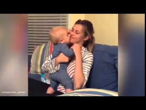 Teresa Palmer posts heartwarming video...