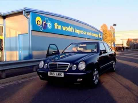 Arc Car Wash Aberdeen