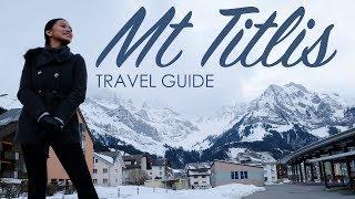 Mount Titlis and Luzern Tour from Zurich