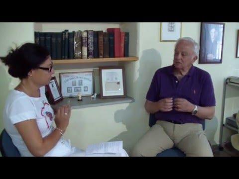 George Vithoulkas interviewed by Roxana Morun 2014