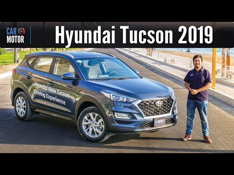 Nueva Hyundai Tucson 2019 - ¿Ya llegó el motor TURBO?