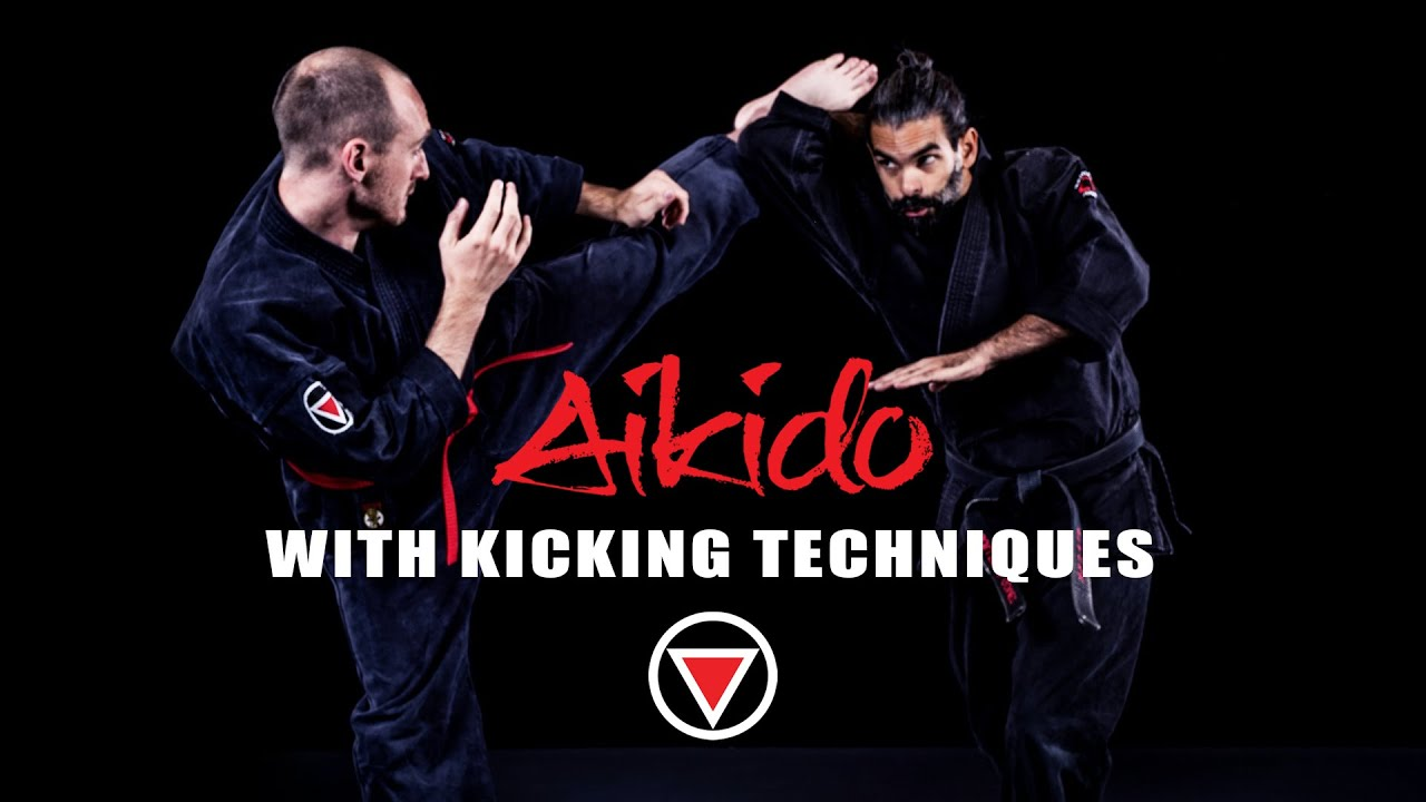 Aikido with Kicking Techniques