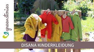 Disana | Kinderkleidung aus Merinowolle | Walkoverall & mehr