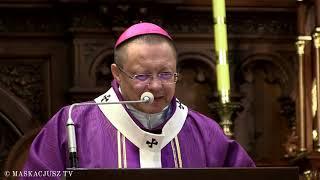 Homilia w Wielki Wtorek | abp Grzegorz Ryś | Rekolekcje dla Łodzi (3)