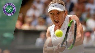 HSBC Play of the Day - Simona Halep | Wimbledon 2019