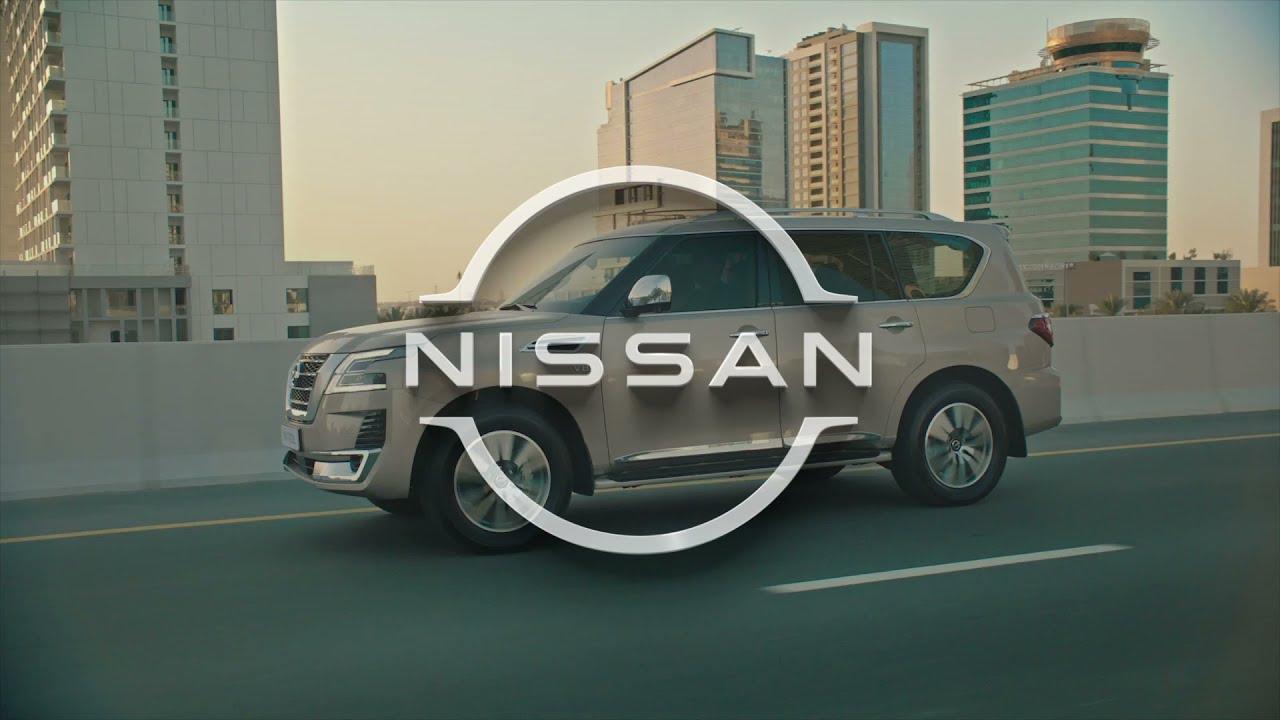 Nissan Patrol - Conquer Everywhere