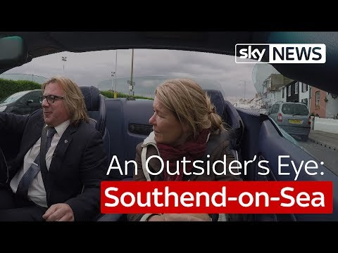 An Outsider's Eye: Southend-on-Sea