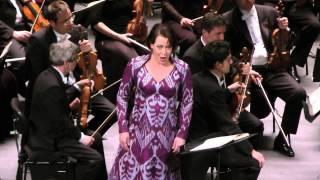 War es so niedrig - Nina Stemme - Thomas Mayer - Valkyrie/Wagner