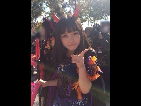 【卒倒注意】橋本環奈ちゃんのハロウィンコスが天使過ぎる。。!!奇跡の1枚再び。。!?