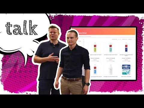 tricoma talk #015: Vorstellung des neuen User Interface unserer Online-Shops