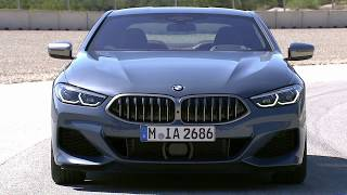 Static exterior BMW M850i xDrive Coupe:official from BMW M Performance