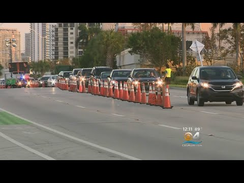 Miami Beach Re-Opens To Residents & Visitors