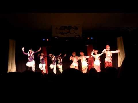 Keele University Dance Show- Bhangra Society