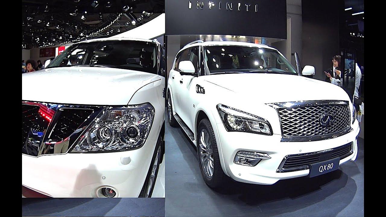Top Biggest Nissan Infiniti Suvs Model Infiniti