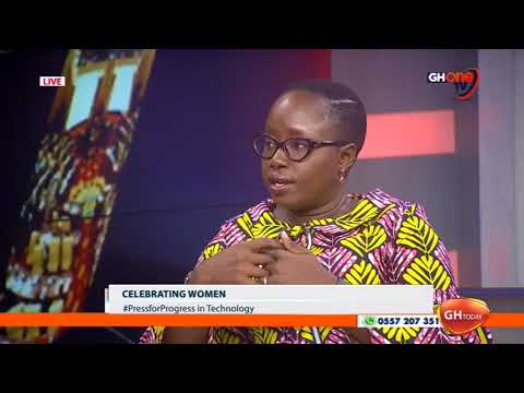 Kafui Dey interviews telecoms consultant Thelma Quaye on women in tech