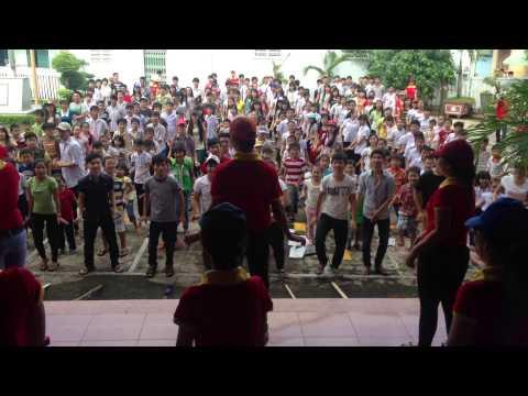 Vũ điệu RỬA TAY - GX BA ĐÔNG