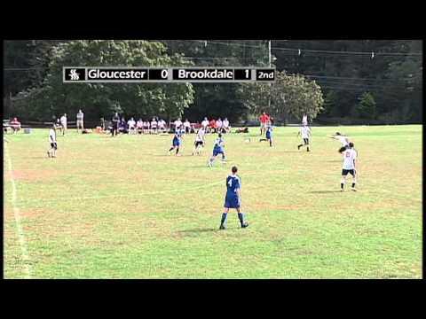 BTV SPORTS Mens Soccer Brookdale Jersey Blues vs Gloucester Road Runners