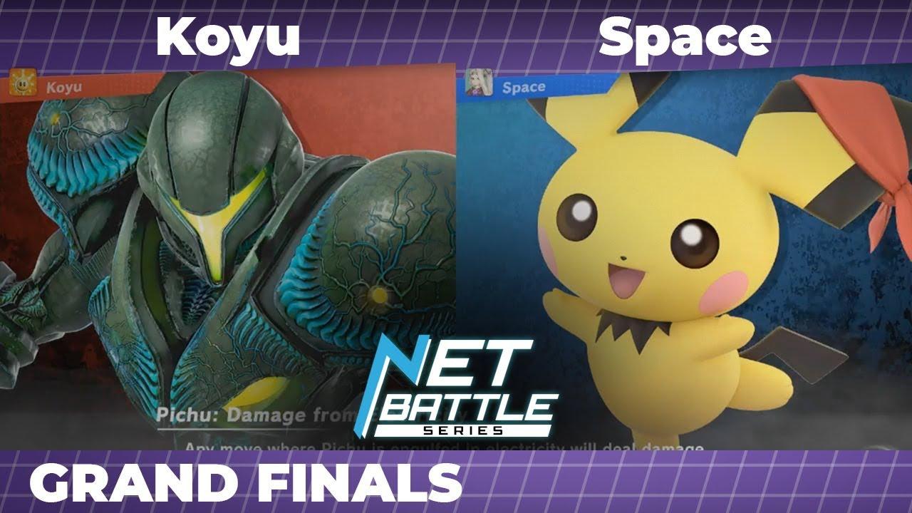 Download NBS3   Koyu (Dark Samus) vs Space (Pichu)   Grand Finals