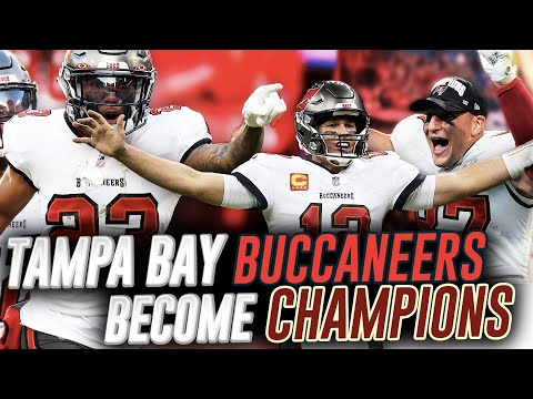 Tampa Bay Buccaneers ○ Road to the Super Bowl Victory - 2021