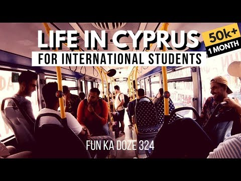 Life in Cyprus for international students 2019
