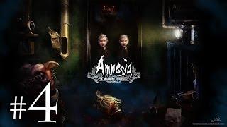 Amnesia Machine for Pigs - Bateria Incarca-te ! [Ep.4]