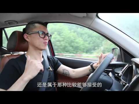 Тест-драйв Changan CX70