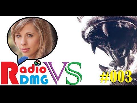 Experimental Terror Show, Alexis Tipton, Echostream Rewind - Radio DMG VS 003