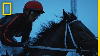 A Breathtaking Race with One of Sweden's Best Jockeys | Short Film Showcase