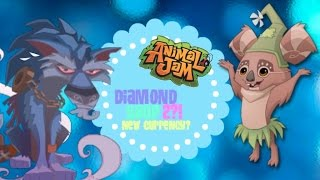 Animal Jam: ANOTHER Diamond Shop?! Unreleased Currency?