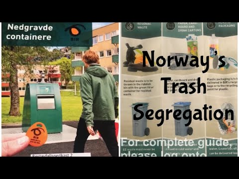 Norway: Waste Management / Recycling Program